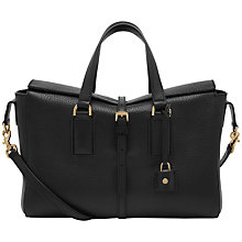 Buy Mulberry Roxette Small Leather Grab Bag Online at johnlewis.com