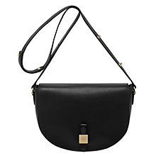 Buy Mulberry Tessie Satchel Soft Small Grain Leather Bag Online at johnlewis.com