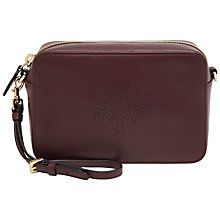 Buy Mulberry Blossom Leather Wristlet Online at johnlewis.com