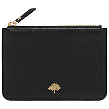 Buy Mulberry Tree Leather Small Coin Pouch Online at johnlewis.com