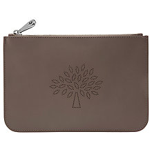 Buy Mulberry Blossom Small Leather Pouch Purse Online at johnlewis.com