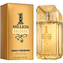 Buy Paco Rabanne 1 Million Cologne Eau de Toilette Online at johnlewis.com