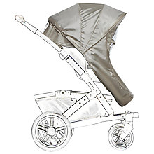 Buy Joolz Geo Upper Pushchair Raincover Online at johnlewis.com