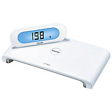 Buy Beurer Wireless Display Platform Scale Online at johnlewis.com