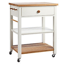 Buy John Lewis Croft Collection Trolley Online at johnlewis.com