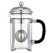 Buy John Lewis Classic Tea Maker, 6 Cup Online at johnlewis.com