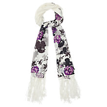 Buy Phase Eight Erin Silk Pashmina, Multi Online at johnlewis.com