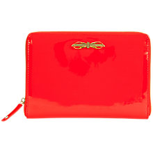 Buy Ted Baker Tikky Leather Mini Tablet Case, Orange Online at johnlewis.com