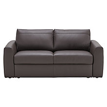 Buy House by John Lewis Finlay II Medium Leather Sofa Online at johnlewis.com