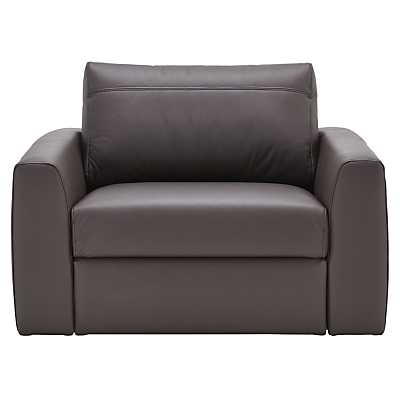 House by John Lewis Finlay II Leather Snuggler