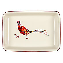 Buy John Lewis Midwinter Pheasant Roaster Online at johnlewis.com