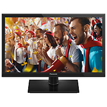 "Buy Panasonic 24CS500B LED HD Ready 720p Smart TV, 24"" with Freeview HD and Built-In Wi-Fi Online at johnlewis.com"