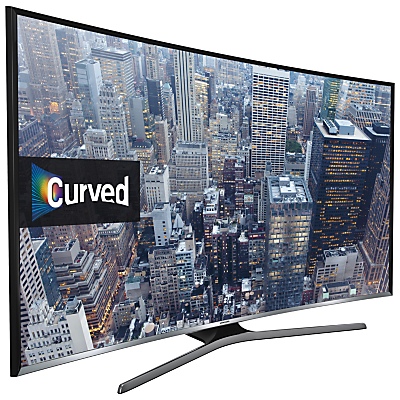 Samsung UE40J6300 Curved LED Full HD 1080p Smart TV 40 with Freeview HD and Built In Wi Fi