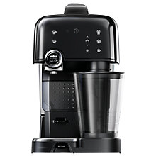 Buy Lavazza A Modo Mio Fantasia LM7000 Cappuccino Latte Coffee Machine by AEG Online at johnlewis.com