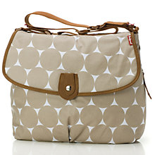 Buy Babymel Jumbo Changing Satchel, Fawn Online at johnlewis.com