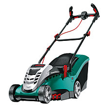 Buy Bosch Rotak 37 LI Ergoflex Hand-Propelled Cordless Lawnmower Online at johnlewis.com