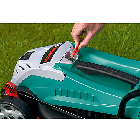 buy bosch rotak 32 li high power cordless lawnmower john. Black Bedroom Furniture Sets. Home Design Ideas