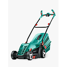 Buy Bosch Rotak 36R Rotary Hand-Propelled Electric Lawnmower Online at johnlewis.com