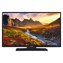 "Buy Panasonic Viera TX-24C300B LED HD Ready, 24"" with Freeview Online at johnlewis.com"