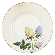 Buy Ted Baker Tea Plate, White Online at johnlewis.com