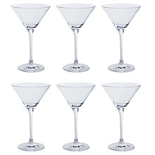 Buy Dartington Crystal All Purpose Cocktail Glasses, Set of 6 Online at johnlewis.com