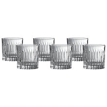 Buy Royal Doulton Linear Tumblers, Set of 6 Online at johnlewis.com