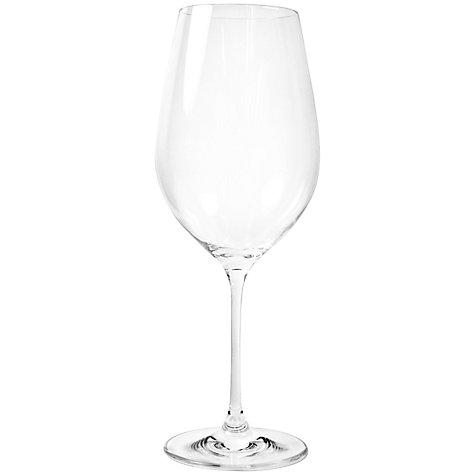 buy john lewis large wine glass john lewis. Black Bedroom Furniture Sets. Home Design Ideas