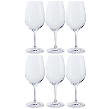 Buy Dartington All Purpose Red Wine Glasses, Set of 6 Online at johnlewis.com