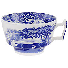 Buy Spode Blue Italian Teacup Online at johnlewis.com
