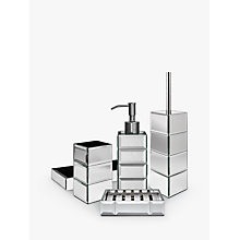 Buy John Lewis Gatsby Bathroom Accessories Online at johnlewis.com