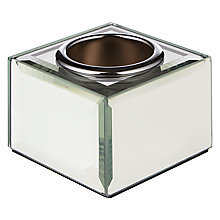Buy John Lewis Gatsby Tealight Holder Online at johnlewis.com