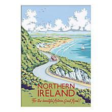 Buy Kelly Hall - Northern Ireland Unframed Print with Mount, 30 x 40cm Online at johnlewis.com