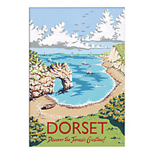 Buy Kelly Hall - Dorset Unframed Print, 30 x 40cm Online at johnlewis.com