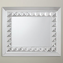 Buy John Lewis Inversion 2 Wall Mirror, 51 x 153cm Online at johnlewis.com