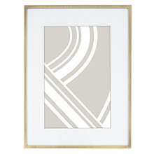 "Buy John Lewis Daya Photo Frame, 4 x 6"" Online at johnlewis.com"