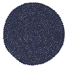 Buy John Lewis Woven Paper Placemat Online at johnlewis.com