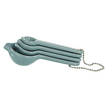 Buy John Lewis Croft Collection Measuring Spoons Online at johnlewis.com
