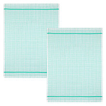 Buy John Lewis Terry Check Tea Towel, Set of 2 Online at johnlewis.com