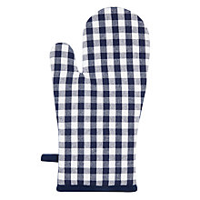 Buy John Lewis Checked Oven Mitt Online at johnlewis.com