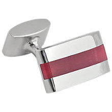 Buy Thomas Pink Hercules Cufflinks Online at johnlewis.com