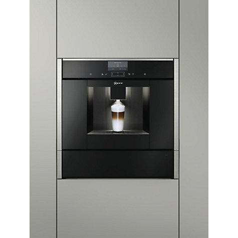 Buy Neff C17ks61n0 Built In Coffee Machine Stainless