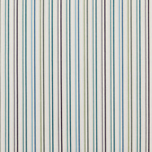 Buy John Lewis Catalan Stripe Curtain, Duck Egg Online at johnlewis.com
