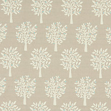 Buy John Lewis Elmore Curtain, Duck Egg Online at johnlewis.com