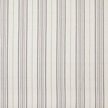 Buy John Lewis Botanica Stripe Curtain, French Grey Online at johnlewis.com