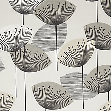 Buy Sanderson Dandelion Clocks Curtain, Neutral Online at johnlewis.com