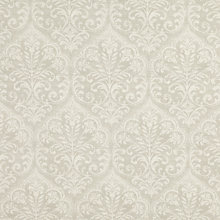 Buy John Lewis Laplume Fabric, Grey Online at johnlewis.com
