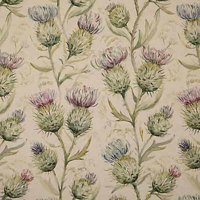 Voyage Thistle Glen Fabric, Spring