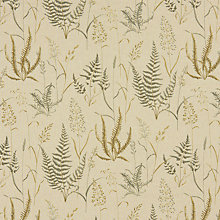 Buy John Lewis Fern Field Fabric Online at johnlewis.com