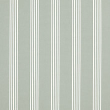 Buy John Lewis Paignton Stripe Fabric, Slate Online at johnlewis.com