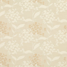 Buy John Lewis Kally Furnishing Fabric, Gold Online at johnlewis.com